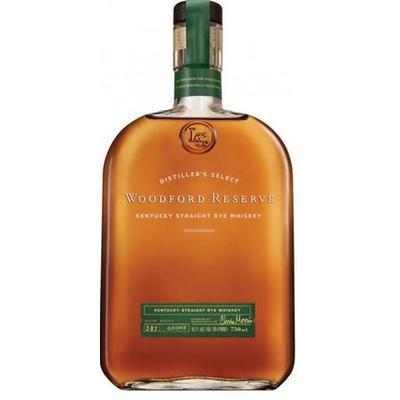 Woodford Reserve Rye Whiskey Distiller's Select 750ml