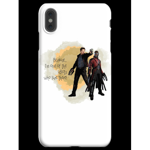 Starlord iPhone XS Max Handyhülle
