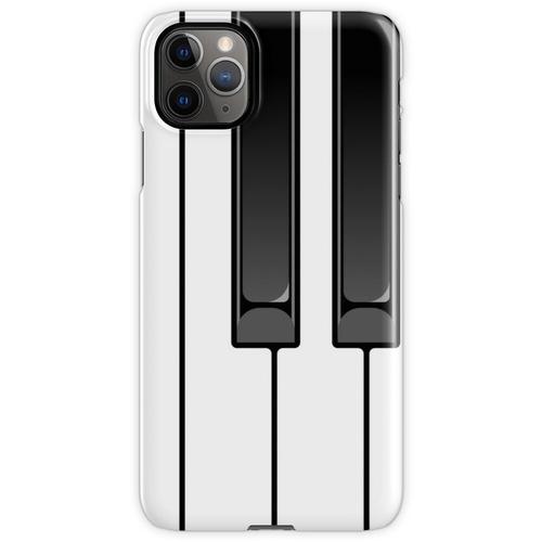 Klavier Oktave iPhone 11 Pro Max Handyhülle