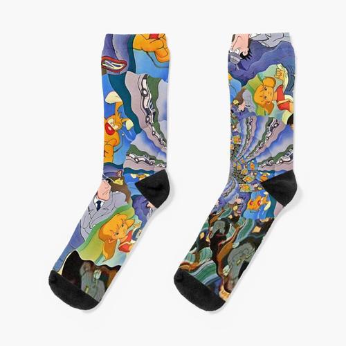 Go Go Gadget Socken