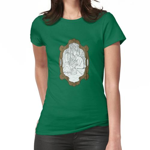 Tiefkühlpizza Frauen T-Shirt