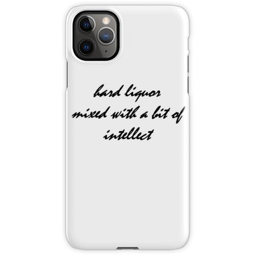 hochprozentiger Alkohol iPhone 11 Pro Max Handyhülle