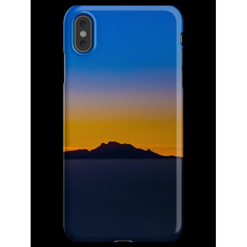 Popocatepetl und Iztaccihuatl iPhone XS Max Handyhülle