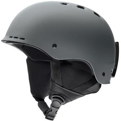 """""""Smith Helmets Holt Snow Helmet Matte Charcoal Small H19HLMCSM Model: H19-HLMCSM"""""""