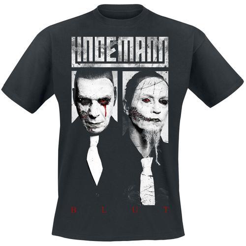 Lindemann Joker Herren-T-Shirt - schwarz - Offizielles Merchandise