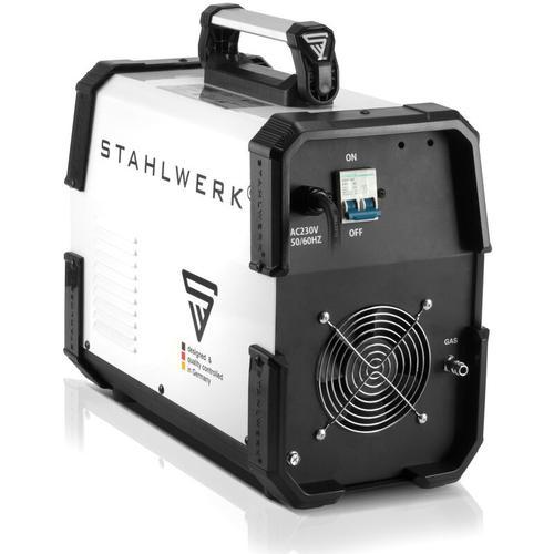 STAHLWERK AC/DC WIG 200 Puls ST Schweißgerät mit 200 Ampere WIG MMA viele Schweißparameter