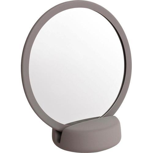 BLOMUS Kosmetikspiegel SONO braun Damen Schminkutensilien Make Up Kosmetik