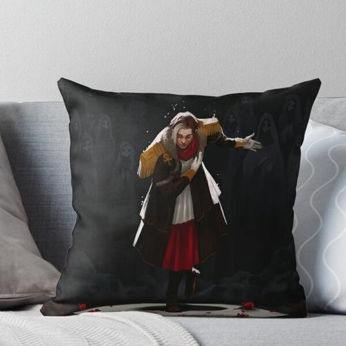 Vorhang rufen Kissen