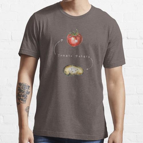 Tomaten-Kartoffel Essential T-Shirt