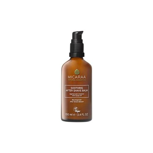MICARAA Naturkosmetik Pflege Körperpflege Natural Aftershave Balm 100 ml