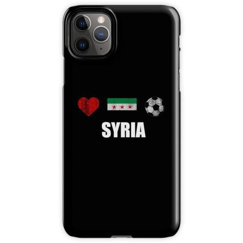 Syrien Fußballtrikot - Syrien Fußballtrikot iPhone 11 Pro Max Handyhülle
