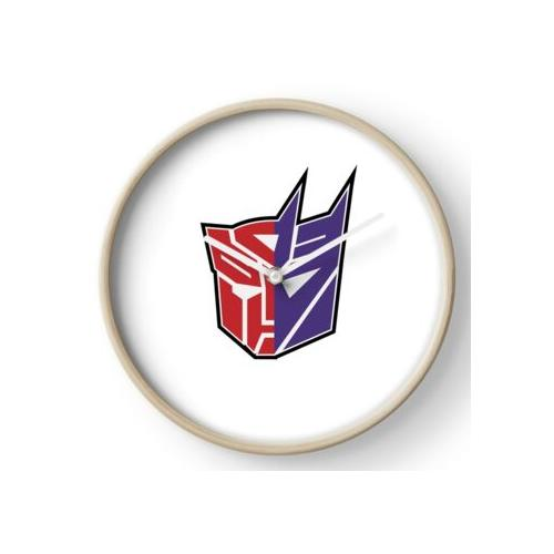 Transformers-Logo Uhr
