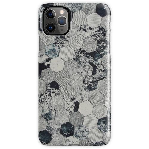 Hexagon Fliesen iPhone 11 Pro Max Handyhülle