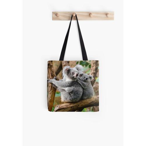 Mutter-Koala und Baby-Koala Tasche