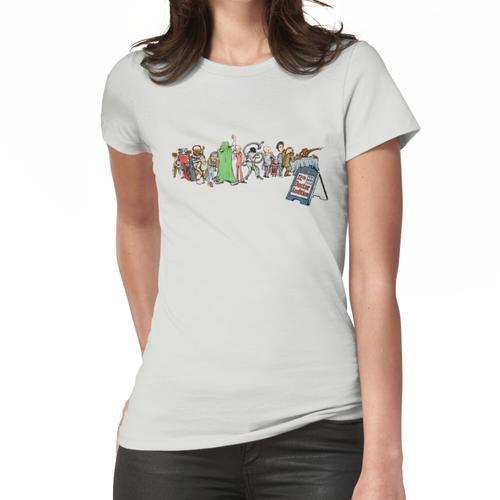 12. Doktor Audition Frauen T-Shirt