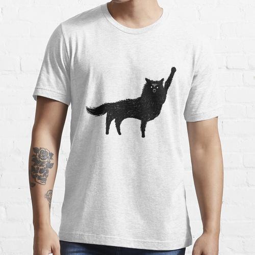 Canis Lupus - Aufkleber Essential T-Shirt