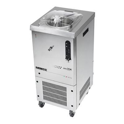 Eurodib GELATO-10K Gelato Machine w/ (1) 15 qt Flavor Hopper, 120v