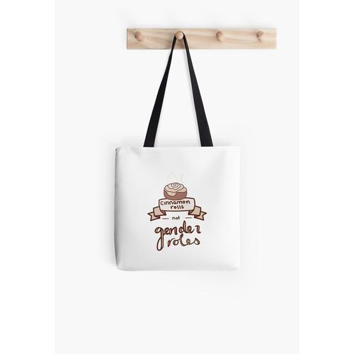 Zimtrollen Tasche
