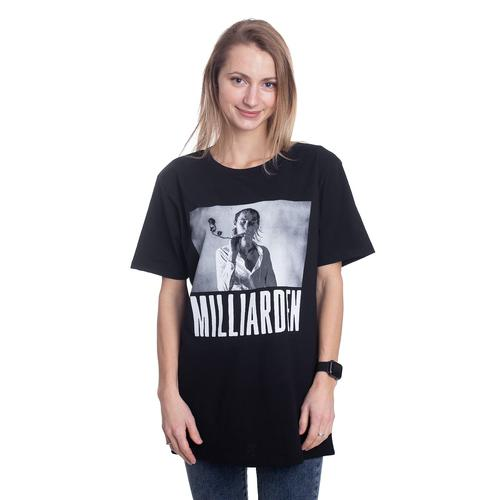 Milliarden - Rose - - T-Shirts