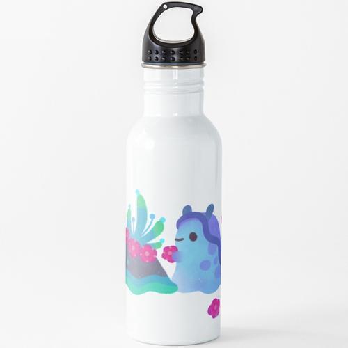Ankleiden Wasserflasche