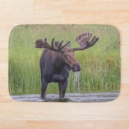 Bull Moose Badematte