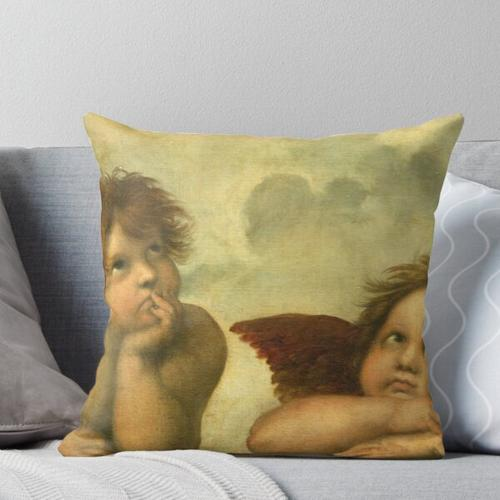 Engelchen-Engelchen von Raphael Kissen