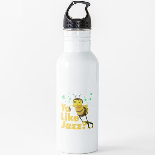 Bienenfilm Wasserflasche