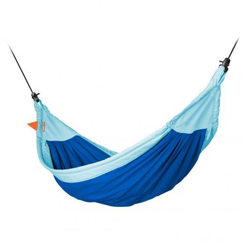 La Siesta - Moki - Hängematte Gr 210 x 110 cm blau/türkis/grau