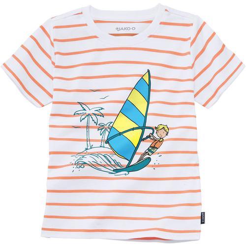 T-Shirt Wassersport, weiß, Gr. 152/158