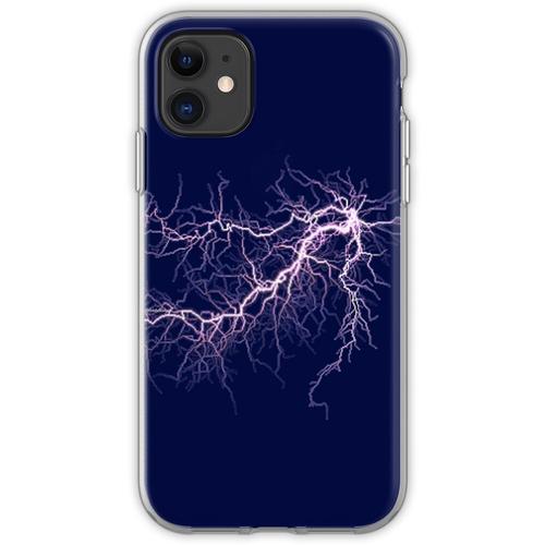 Stromschlag Flexible Hülle für iPhone 11