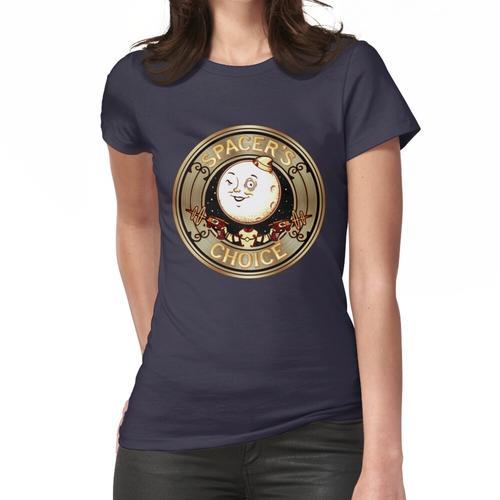 Abstandhalter Wahl Frauen T-Shirt