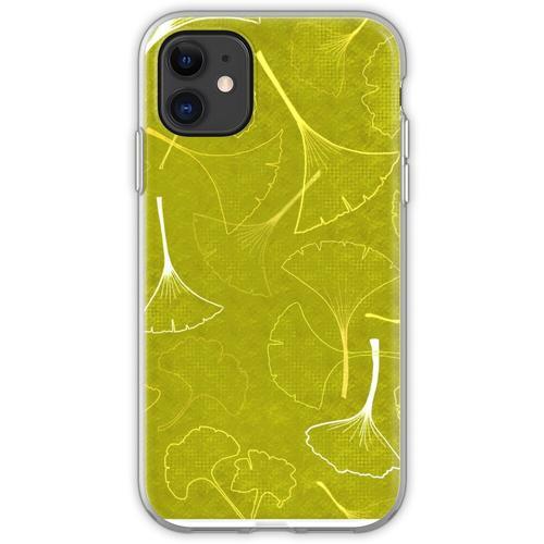 Denken Sie Ginkgo Green Flexible Hülle für iPhone 11