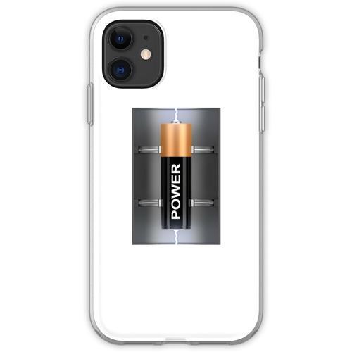Elektrische Batterie Flexible Hülle für iPhone 11