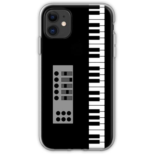 Keyboard Klavier Flexible Hülle für iPhone 11