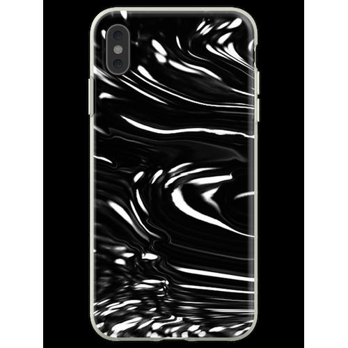 Fluidkontraste Flexible Hülle für iPhone XS Max