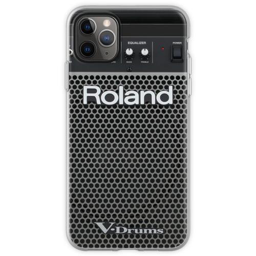 Roland Gitarrenverstärker Flexible Hülle für iPhone 11 Pro Max