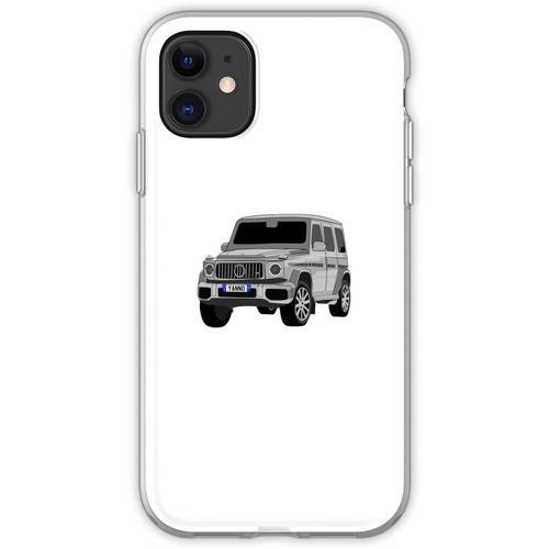 Geländewagen 4x4 Geländewagen Flexible Hülle für iPhone 11