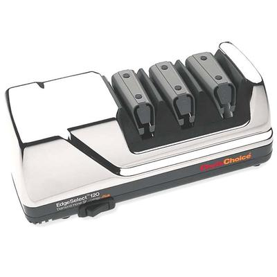 Chef'sChoice Edge Select 120 Electric Knife Sharpener - White