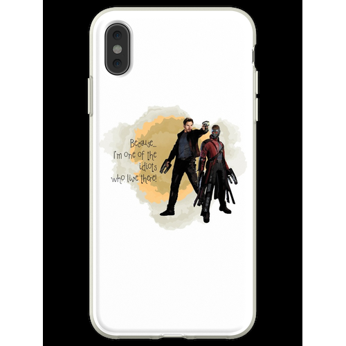 Starlord Flexible Hülle für iPhone XS Max