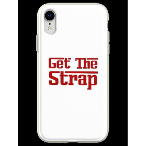 Hol dir den Riemen Flexible Hülle für iPhone XR