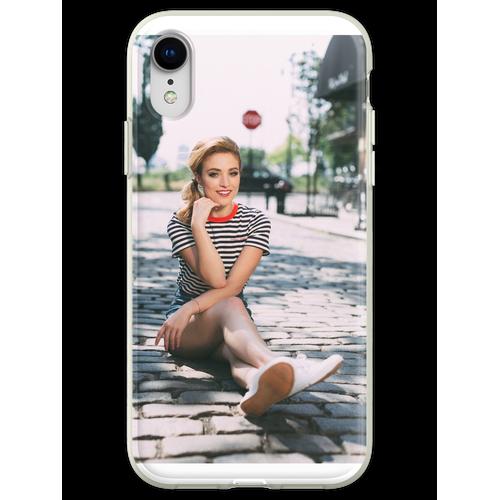 Christy Altomare Flexible Hülle für iPhone XR