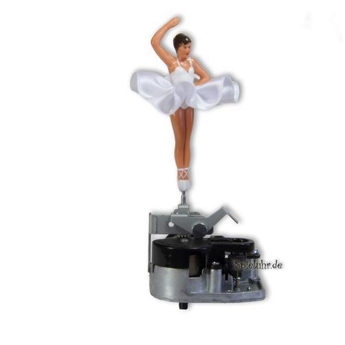 Kippwerk mit Ballerina-Püppchen Dornröschenwalzer (Sleeping Beauty)