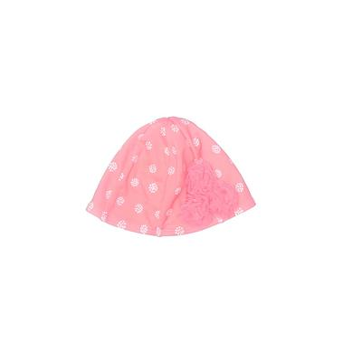 Gymboree Beanie Hat: Pink Access...