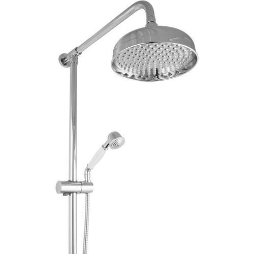 Nostalgie Regendusche Retro Aufputz Duschsystem