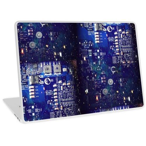 Cyberspace Laptop Skin