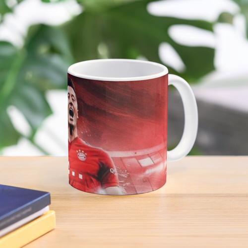 Robert Lewandowski Mug