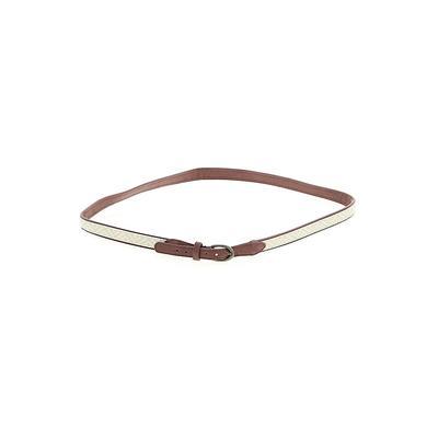 Assorted Brands Belt: Brown Soli...