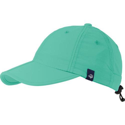 Taschen-Baseballkappe, grün, Gr. 54/56
