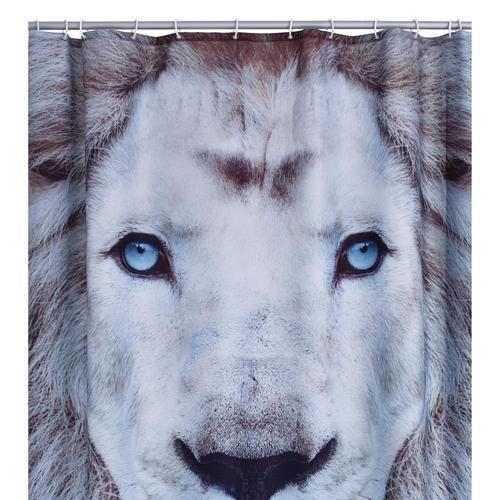 RIDDER Duschvorhang Lion 180 x 200 cm