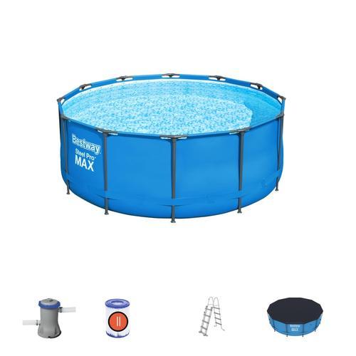 Bestway Steel Pro MAX Swimmingpool 366 x 122 cm